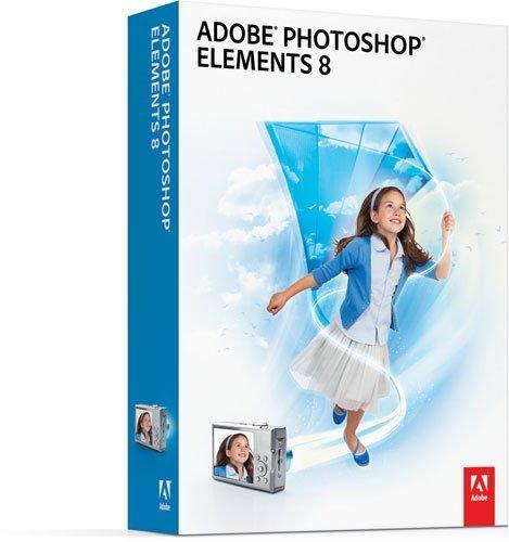 Adobe Photoshop Elements 8 Upgrade deutsch WIN