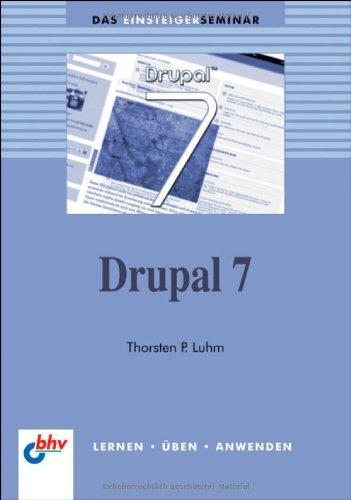Drupal 7 (bhv Einsteigerseminar)