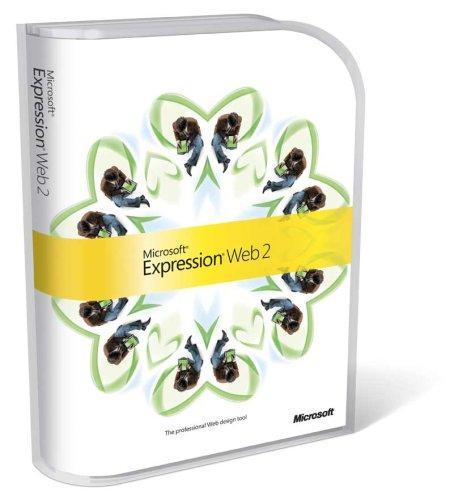 Microsoft Expression Web 2 englisch