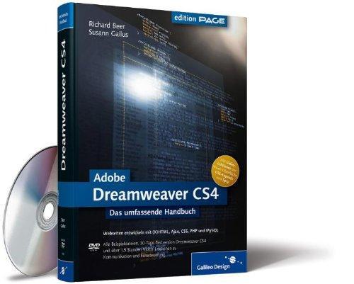 Adobe Dreamweaver CS4: Webseiten entwickeln mit (X)HTML, Ajax,