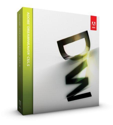 Adobe Dreamweaver Creative Suite 5.5 Upgrade* englisch MAC