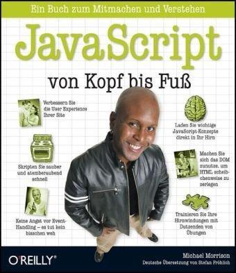 JavaScript von Kopf bis Fuß