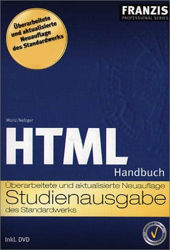 HTML Handbuch. Studienausgabe