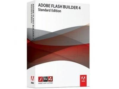 Upgrade Flash Builder Std v4.5/Englisch Multiple Platforms DVD,