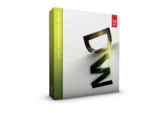 Adobe Dreamweaver Creative Suite 5.5 Upgrade* französisch MAC