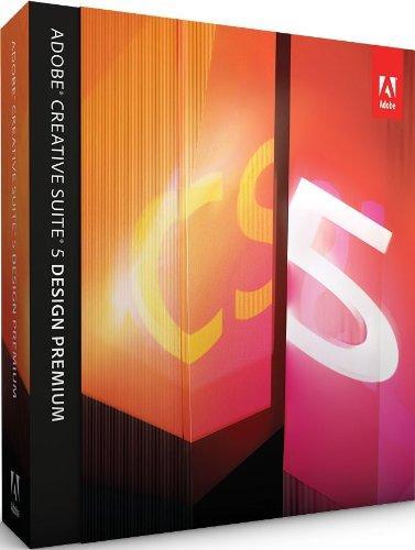 Adobe Creative Suite 5 Design Premium - STUDENT EDITION -