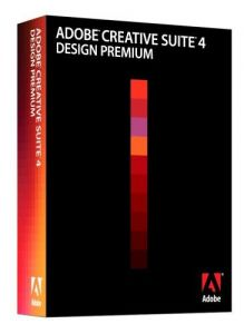 Adobe Creative Suite 4 Design Premium deutsch