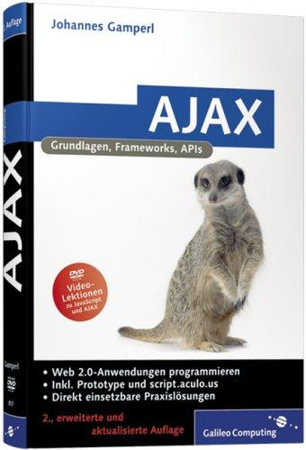 AJAX: Asynchronous JavaScript and XML, XMLHttpRequest, Daten