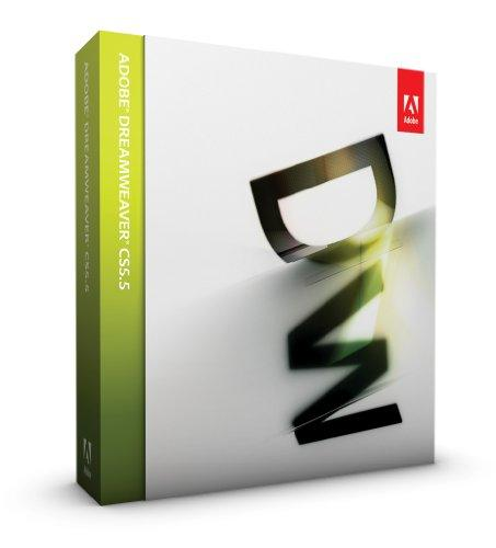 Adobe Dreamweaver Creative Suite 5.5 Upgrade* englisch MAC