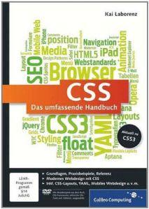 CSS: Das umfassende Handbuch. Aktuell zu CSS3 und HTML5, inkl.