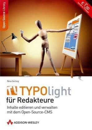 TYPOlight für Redakteure: Inhalte editieren und verwalten mit