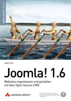 Joomla! 1.6: Websites organisieren und gestalten mit dem Open