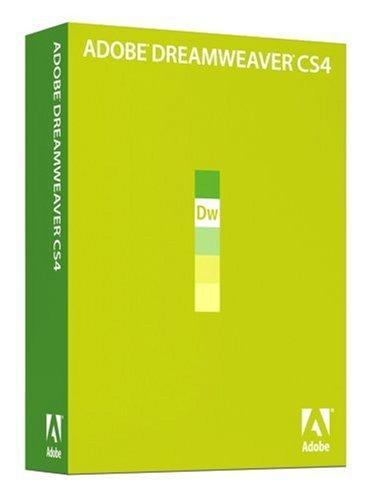 Adobe Dreamweaver CS4 Upgrade von Golive englisch