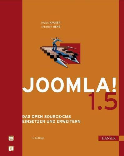 Joomla! 1.5: Das Open Source-CMS einsetzen und erweitern