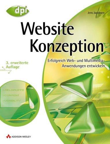 Website-Konzeption . Erfolgreiche Web- und