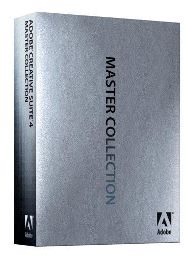 Adobe Creative Suite 4 Master Collection deutsch