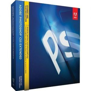 Adobe Photoshop Extended CS5 englisch - STUDENT AND TEACHER