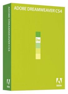 Adobe Dreamweaver CS4 Upgrade englisch
