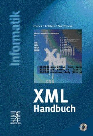 XML Handbuch. vom SGML-Erfinder