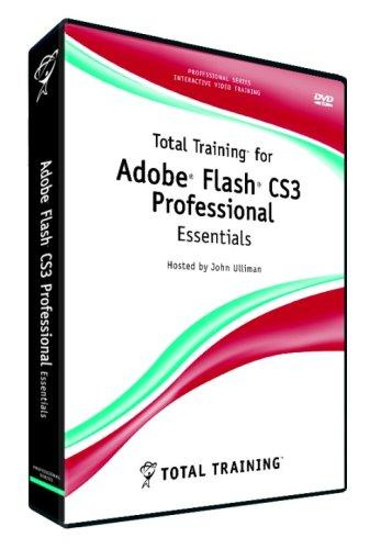 Total Training for Adobe Flash CS3 Professional ActionScript