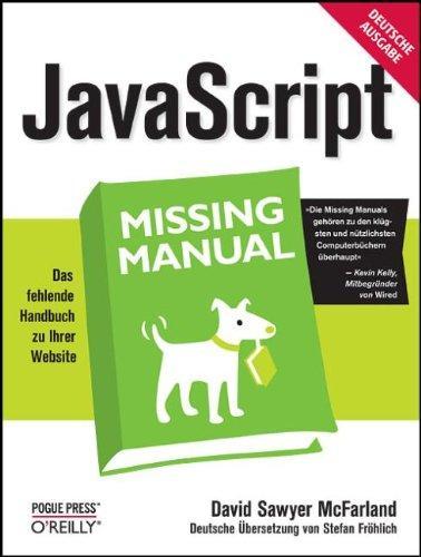 JavaScript: Missing Manual