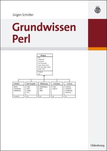 Grundwissen Perl