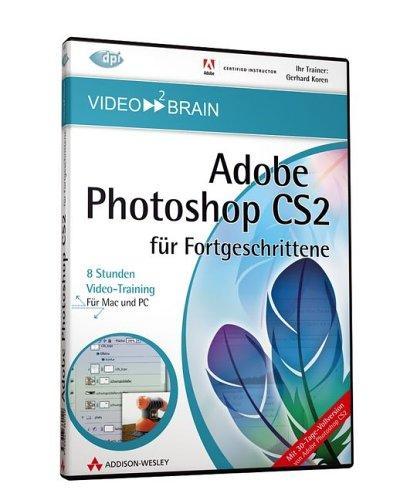 Adobe Photoshop CS2 für Fortgeschrittene - Video-Training