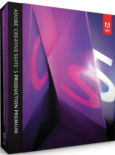 Adobe Creative Suite 5 Production Premium Upgrade* deutsch