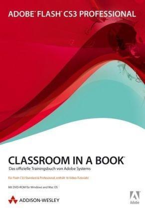 Adobe Flash CS3 Professional, m. CD-ROM. Das offizielle
