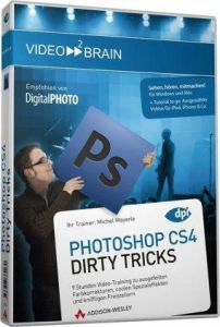 Photoshop CS4 Dirty Tricks - 9 Stunden Video-Training zu