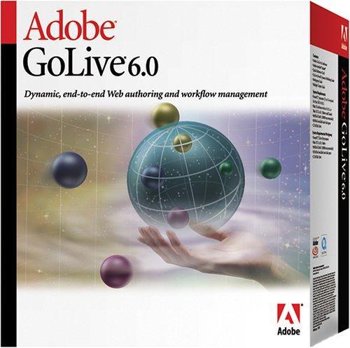 GoLive 6.0 deutsch