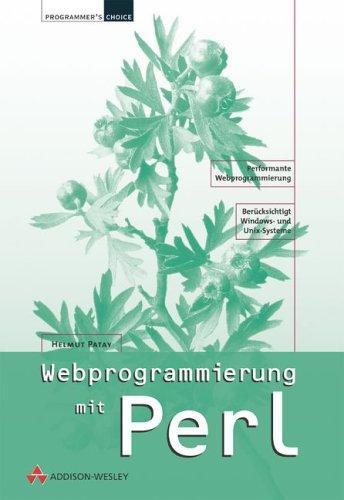 Web-Programmierung mit Perl .