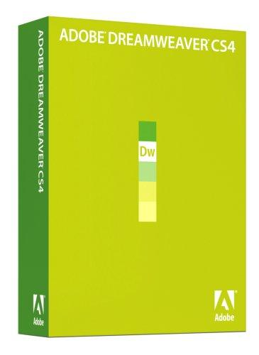 Adobe Dreamweaver CS4 Upgrade deutsch
