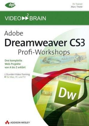 Video2Brain Adobe Dreamweaver CS3 - Profi-Workshops