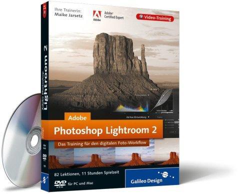 Adobe Photoshop Lightroom 2. Das Video-Training auf DVD