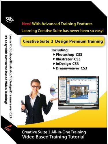 Adobe Creative suite 3 Design Premium Training Courses