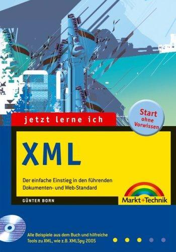 Jetzt lerne ich XML