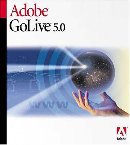 GoLive 5.0 CD Mac WEB- Design