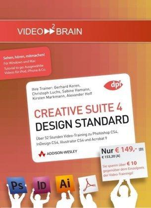 Adobe Creative Suite 4 Design Standard - Bundle