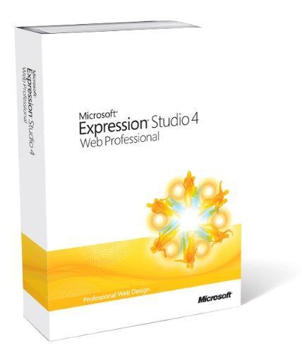 Microsoft Expression Studio Web Professional 4