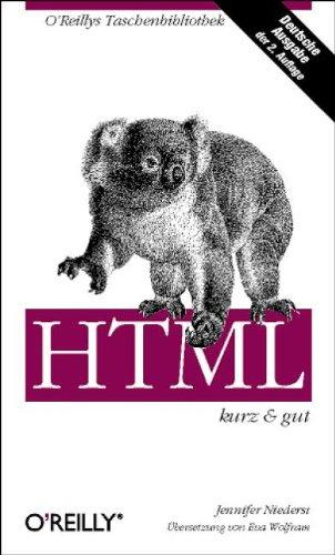 HTML. Kurz und gut.