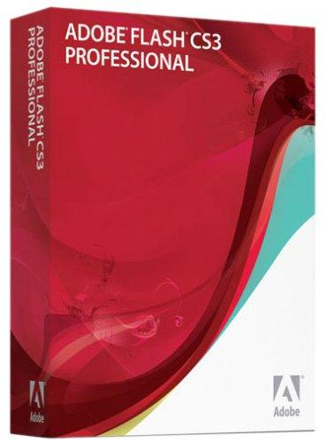 Adobe Flash CS3 Professional - UPGRADE - english