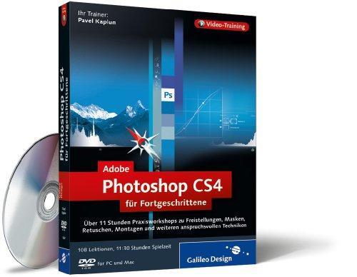 Adobe Photoshop CS4 für Fortgeschrittene. Das Video-Training