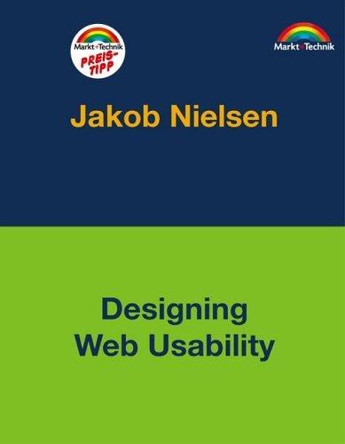 Designing Web Usability.