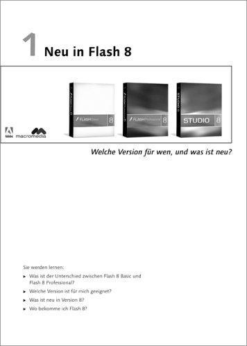 Galileo Design - Einstieg in Flash 8 - Mit QuickFinder &