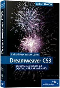 Adobe Dreamweaver CS3: Webseiten entwickeln mit (X)HTML, Ajax,