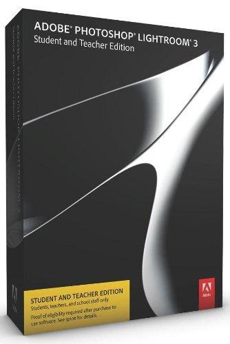 Adobe Photoshop Lightroom 3 deutsch - STUDENT AND TEACHER