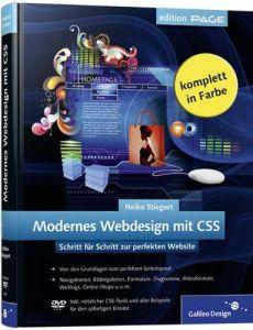Modernes Webdesign mit CSS: Schritt für Schritt zur perfekten