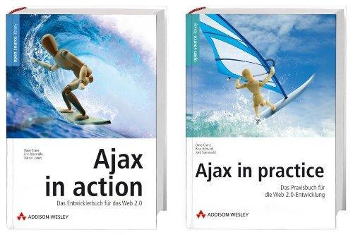 Ajax in practice/Ajax in action-Bundle: Das Doppelpack für