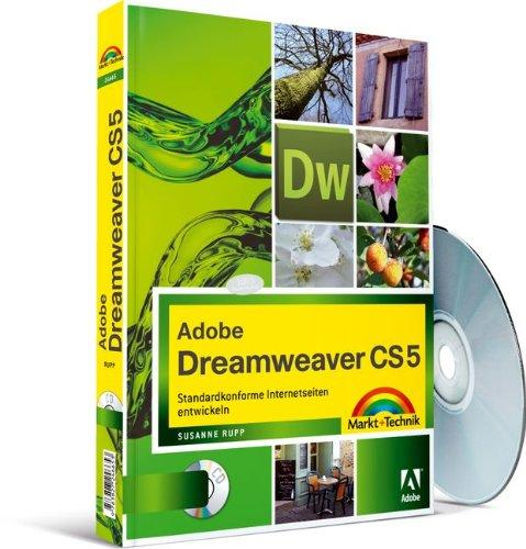 Adobe Dreamweaver CS5: Standardkonforme Internetseiten